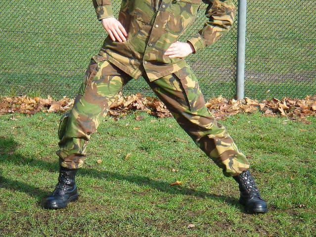 Stretch, Upper Legs, Abductors