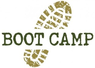 Logo, Boot Camp
