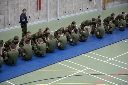 British Army Physical Training Instructor Course Overview