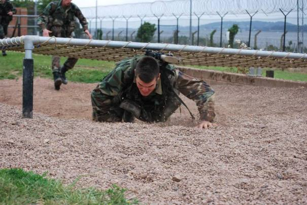 Royal Marines, Bottom Field, Obstacle 4