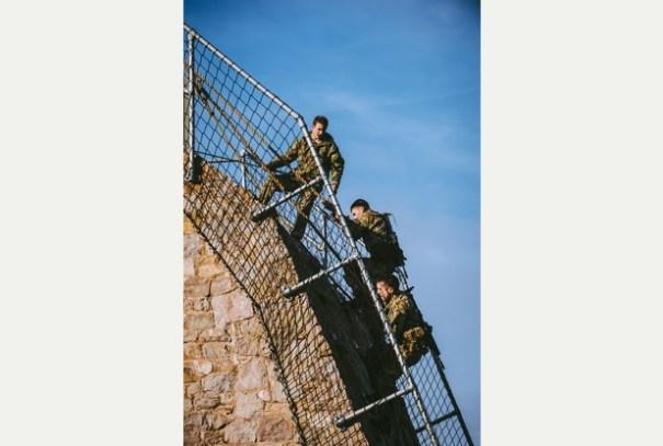 RM, Tarzan Assault Course 11