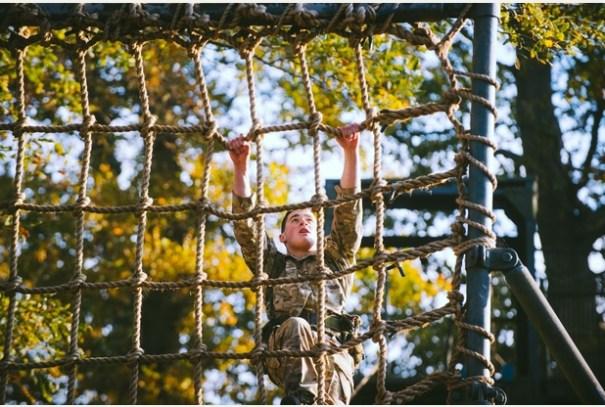 RM, Tarzan Assault Course 2