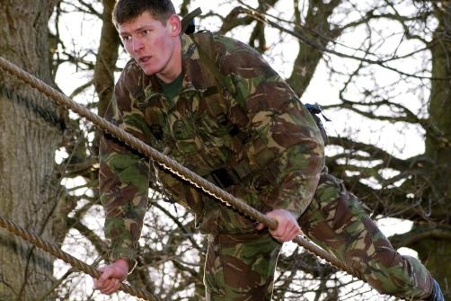 RM, Tarzan Assault Course 5c