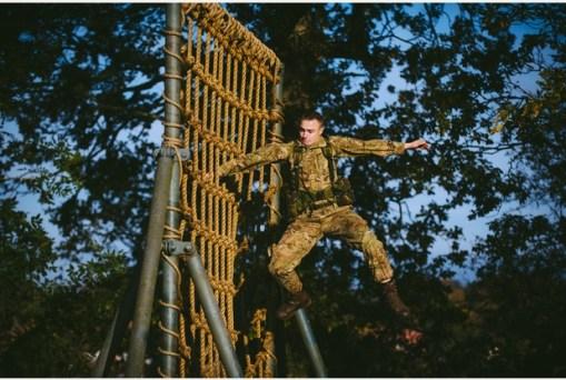 RM, Tarzan Assault Course 9c