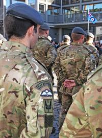 No.2 Sqn, RAF Regt
