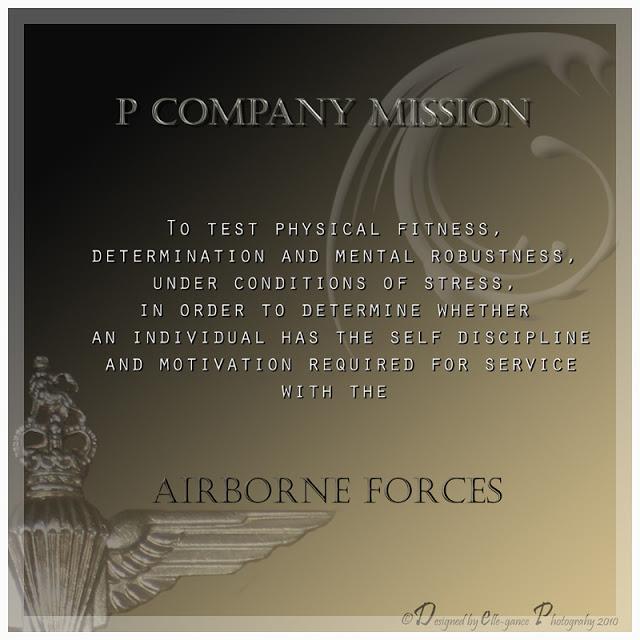 P Company Mission