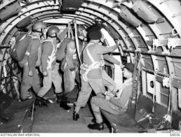 Trainee Paratroops, 06 August 1945
