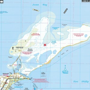 Training Area, Swan Island