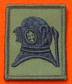 Badge, Diver AAD