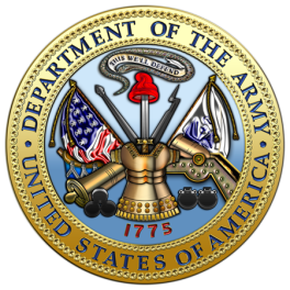 Dept of the Army Seal
