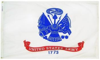 Flag, US Army