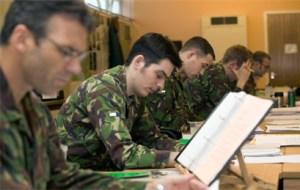 Language Training at Fort Bragg