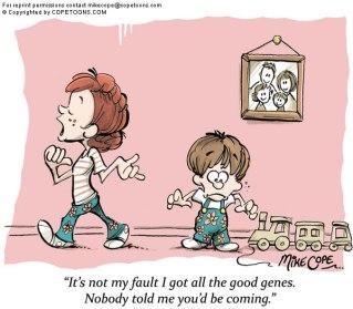Genes, Good