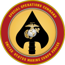 Logo, MARSOC, Marine Corps Force Special Operations Command, USMC, US, Special Forces