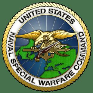 Logo, NAVSPECWARCOM, US Naval Special Warfare Command, US, Special Forces, US Navy