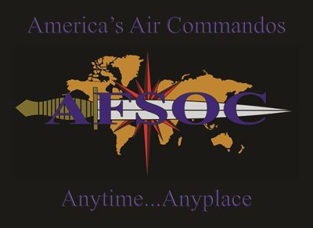 Logo, AFSOC, Air Force Special Operations Command, US, Special Forces, Air Commando