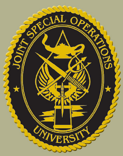 Logo, JSOU, Joint Special Operations University