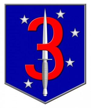 Logo, MARSOC, 3rd Marine Raider Battalion, SOF