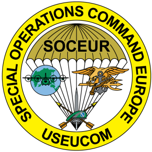 Logo, SOCEUR, Special Operations Command Europe