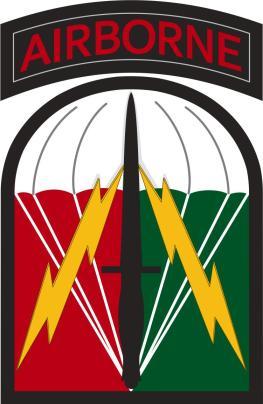 Logo, USASOC, 528th Sustainment Brigade