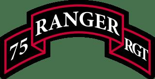 Logo, USASOC, ARSOF, Rangers, 75th Ranger Regiment