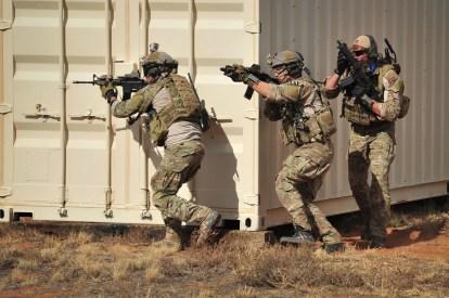 USAF, SOF, CCT, Combat Controller