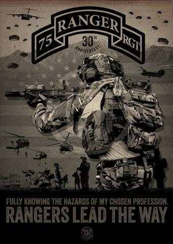 US Army Ranger, 75th Ranger Regiment (1)