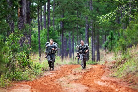US Army Ranger, Loaded March (3)