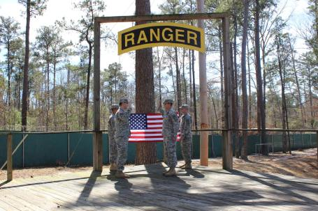 US Army Ranger, Salute (1)