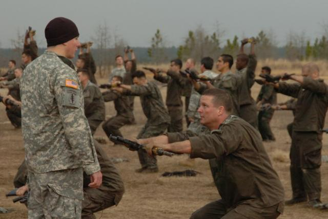 US Air Force SERE Specialist Selection & Training – Boot