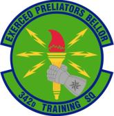 Logo, AFSOC, 342nd Training Squadron