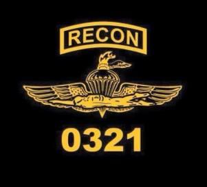 USMC, Reconnaissance, Recon 0321
