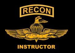 USMC, Reconnaissance, Recon Instructor