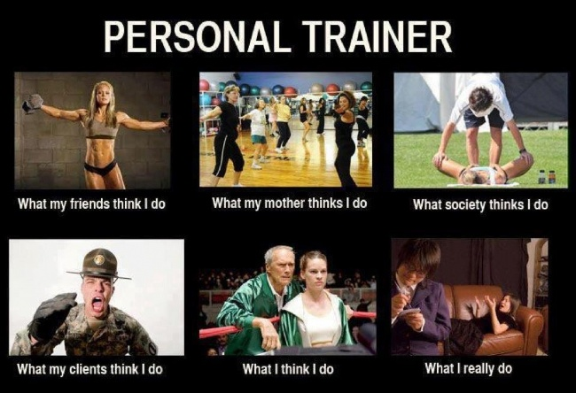What a Personal Trainer Does