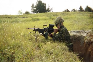 BMQ Land Mod 2, Canadian Army