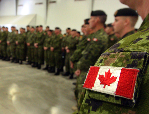 Canadian Armed Forces (CAF) Values & Leadership Principles