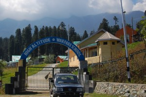 High Altitude Warfare School (HAWS), Indian Army.