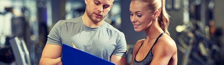 Personal Trainer, PT, Fitness Instructor (1)