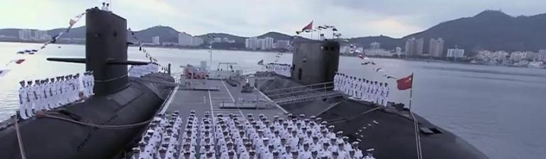 PLA Navy, China, Submarine Force (1)