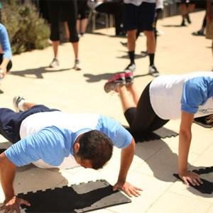 Corporate Fitness Training