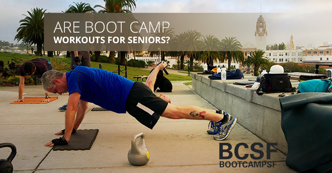 Are Boot Camp Workouts For Seniors