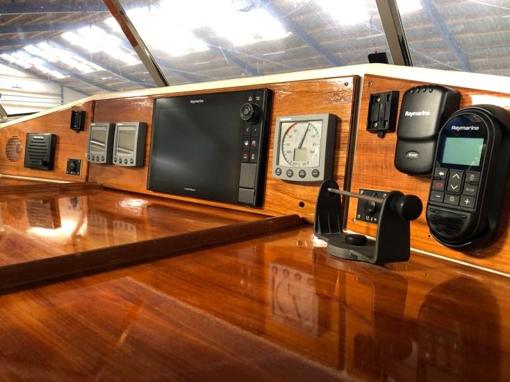 Yachttechnik Najad 391