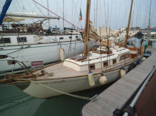 31 Offshore Ketch Cheoy Lee 1970 Gebraucht Kaufen Bei Bootede Gebrauchtboote Markt