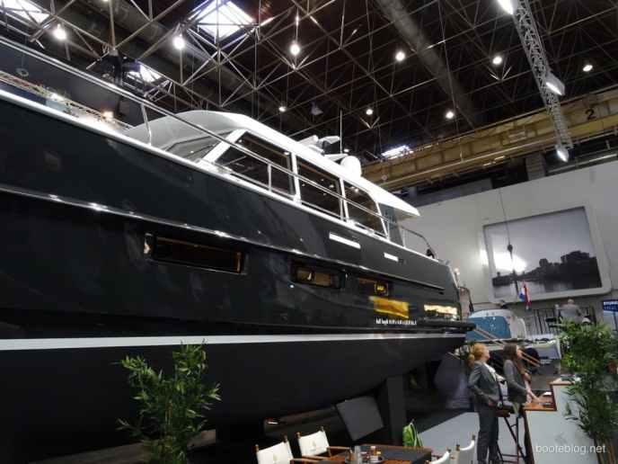 Sturiër Yachts Dutchman 52 auf der boot 2015
