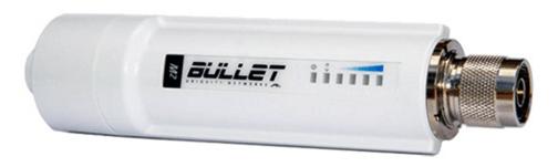 Ubiquiti Bullet M2 für Internet auf dem Boot