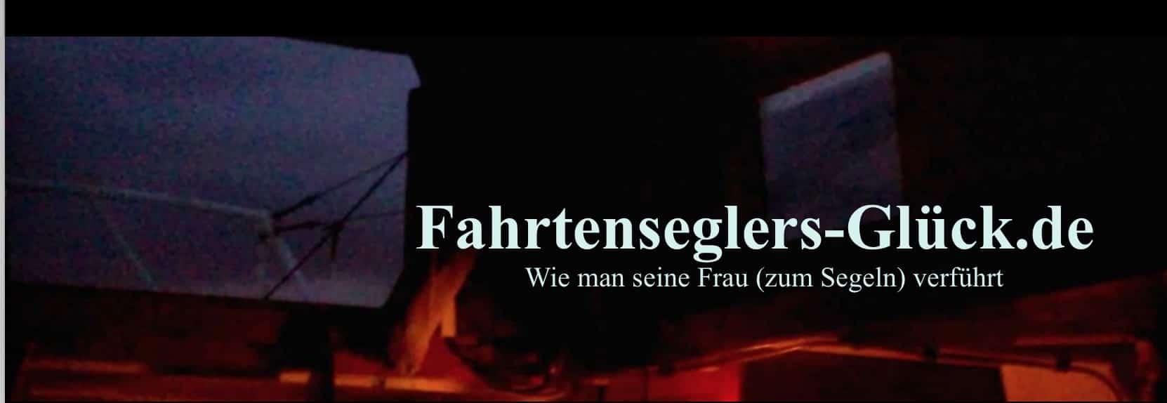 Fahrtenseglers-Glück.de von Klaus Freund auf der Néfertiti