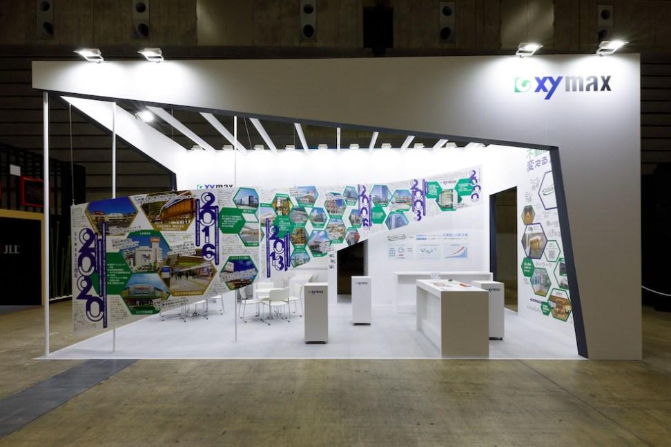SCビジネスフェア・展示会ブースデザイン装飾・ザイマックス