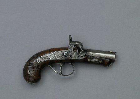 Booth's Derringer 1
