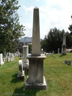 Michael O'Laughlen's Grave 1