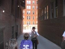 Baptist Alley - Detective McDevitt 2